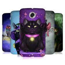 OFFICIAL ASH EVANS BLACK CATS HARD BACK CASE FOR MOTOROLA PHONES 2