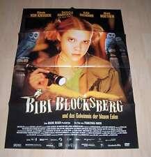 Filmposter A1 Neu Bibi Blocksberg und das Geheimnis d..