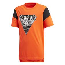 Adidas Kids Young Boys Tshirt Predator Tee Football Fashion DV1335 Lifestyle