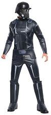 Death Trooper Deluxe Adult Costume Padded Jumpsuit Halloween Fancy Dress Rubies