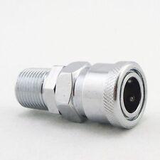 """2PCS 1/2""""Male BSPT  Air Compressor Hose Quick Coupler Socket Connector"""