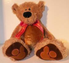 "Disney Store Edgar Hidden Mickey Bear Duffys Friend Plush Stuffed Toy 12"""