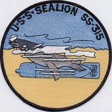 USS Sealion SS 315 BC Patch Cat No B434
