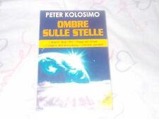 Libro UFO Ombre sulle stelle Peter Kolosimo Sonzogno Segreti Viaggi Nel Tempo