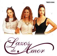 Lazos De Amor-1995-TV Series-Original Soundtrack- CD