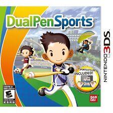 DualPenSports w/ 2 Sports Styluses Nintendo 3DS NEW SEALED