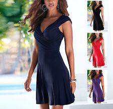 Vestito Donna Mini Abito Copricostume Woman Mini Dress Cover Ups 110374