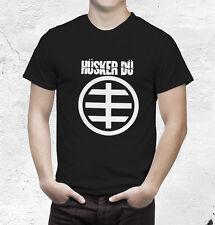 Husker Du T shirt Band logo  Hüsker Dü
