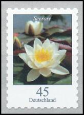 BRD MiNr. 3376 ** Dauerserie Blumen: Seerose, selbstklebend, postfrisch