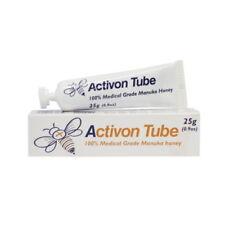 Activon Tube Medical Grade Manuka Honey For Wounds & Burns 25g #CR3830