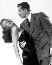 Rita Hayworth & Glenn Ford [1017513] 8x10 Foto (Other Größen erhältlich)