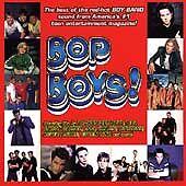 Ricky, Kavana, Andre, Best, Imaj: Bop Boys  Audio Cassette