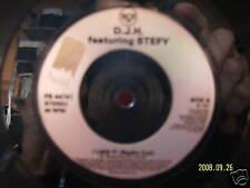 DJH feat. STEFY-i like it Radio Cut + FLIP MIX 45