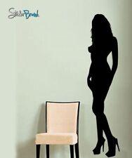 Vinyl Wall Decal Sticker Sexy Girl Model Posing #258