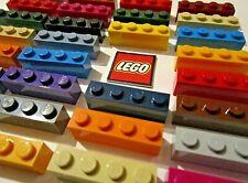 NEU NEW Brick flesh Lego 4 x Backstein Ziegelstein Mauerstein 1x2-98283