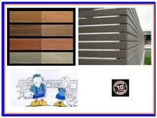 Modwood Decking 137mm x 23mm x 5.4m - Loose $13.00 lm - 4 Colours