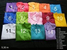 Uni | 5.10 - 5.30 m | verschiedene Farben | Gartenfahne, Balifahne, Umbul