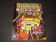 Edgar Rice Burroughs TARZAN LE LAC DU TEMPS Russ Manning Ed Originale