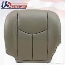 2003 2004 2005 2006 chevy Tahoe Driver Bottom seat cover slip on Armrest gray
