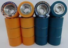 Hyper Cannibals Quad Speed Jam Derdy Skates Wheels Orange 96A or Blue 93A