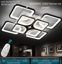 N2123 LED Deckenleuchte  mit Fernbedienung Lichtfarbe/Helligkeit einstellbar A+