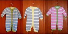BN, Baby Girl, Boy, Hand Knitted, Romper, Pink, Blue, Grey, 0-3 months