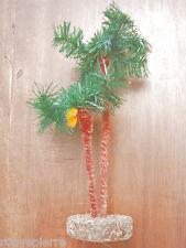 Presepe presepio vintage holy crib PALMA PALME alberi albero palms tree 20,5 cm