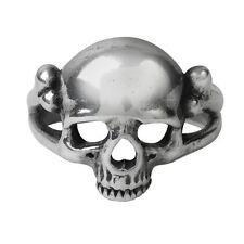 Alchemy Gothic Memoria Mortalis Pewter Ring BRAND NEW