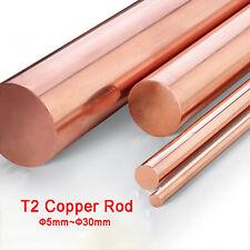 "3//4/"" Diameter x 48/""-Long 110 Copper Round Rod--/<.750/"" Diameter Copper"