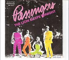 PASSENGERS - The lion sleeps tonight