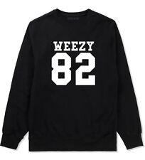 KINGS OF NY Weezy Team Crewneck Sweatshirt F Baby Cash 82 Jersey Fashion Money