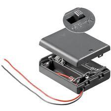 Batteriehalter Knopfzellenhalter mit Print-/Löt- oder Druckknopf-Anschluß