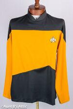 Star Trek The Next Generation Adult Knit Uniform Costume Shirts