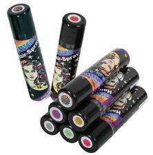 Haar-Spray Glitter verschiedene Farben Glitzer-Spray Haar und Haut 1230213F