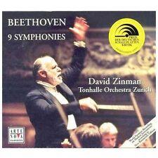 Beethoven: 9 Symphonies (Box Set) (CD, Jun-1999, 5 Discs, Arte Nova)