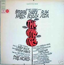 THE APPLE TREE (ORIG. CAST)-NM1966LP ALAN ALDA/BARBARA HARRIS, BOCK/HARNICK
