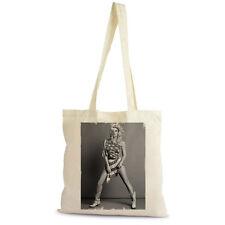 Kesha Sac Tote shopping, Shopping Bag, naturel, coton beige, cadeau