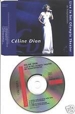 celine dion - de hoogtepunten promo cd holland only