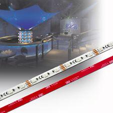 ✅ 0,5m- 20m LED RGB-Band 3-Chip 5050, 60 LED/m, 14,4W/m, 12Vdc, IP20