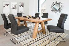 Standard Furniture Lynn Massivholztisch eiche Esstisch massiv Holztisch
