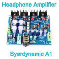 Assembled A1 Headphone Amplifier PCB Board Refer Beyerdynamic A1 Amp Head-Fi