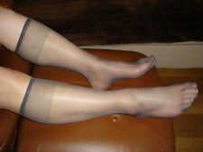 Lot chaussettes au choix mi-bas socks ultra sheer Gris 15D T39/46 sexy ref/ Ag01