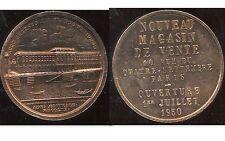 NOUVEAU MAGASIN DE VENTE 10 rue du quatre septembre PARIS  ouverture 01 07 1950