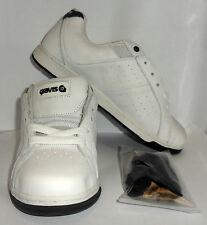 Scarpe da skateboard GRAVIS Conrad men's skate street sneakers shoes white