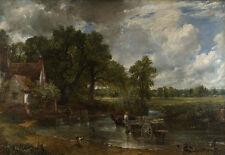 John Constable - The Hay Wain Vintage Fine Art Print