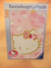 PUZZLE 500  PEZZI N°145768  raffigura  HELLO KITTY SCINTILLANTE  cod.866