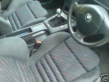 FITS BMW E36 E46 GEAR GAITER GATER BLACK PU SUEDE NEW
