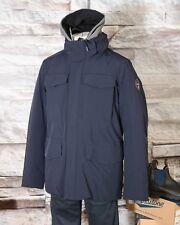Field Jacket Napapijri ALCAMO N0YHTO176 Blu Marine