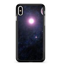 SPACE UNIVERS vifs brillant Majestic Mystique violet étoiles 2D