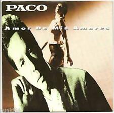 PACO Vinyl 45T 7 Amor de mis amores (La foule) F Reduit